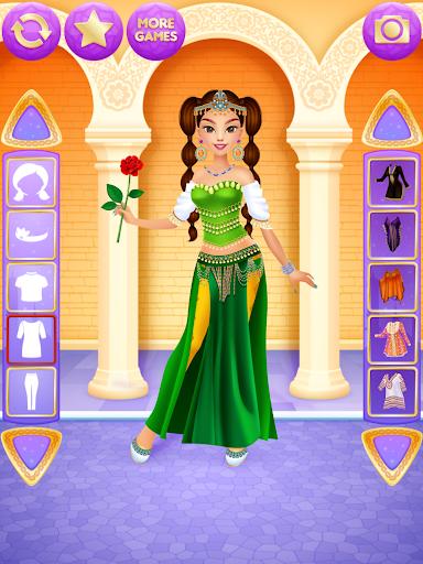 Arabian Princess Dress Up apktram screenshots 11