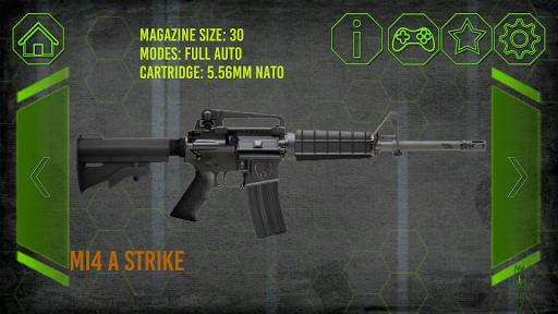 Guns Weapons Simulator Game 1.2.1 screenshots 7