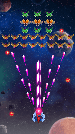 Space Shooter - Arcade 2.4 screenshots 5