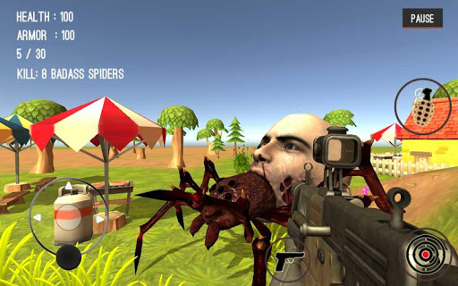 Monster Killing City Shooting III Trigger Strike 1.0.1 screenshots 5