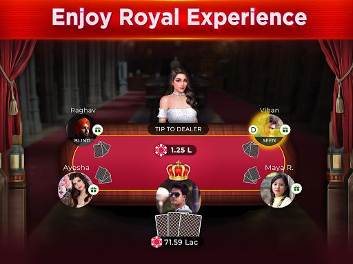 RTP - Royal Teen Patti 3.3 screenshots 6