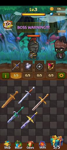 Merge Hero Tales - Idle AFK RPG https screenshots 1