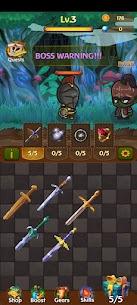 Merge Hero Tales – Idle AFK RPG Mod Apk 1.0 (High DMG + Lots of Gold) 1