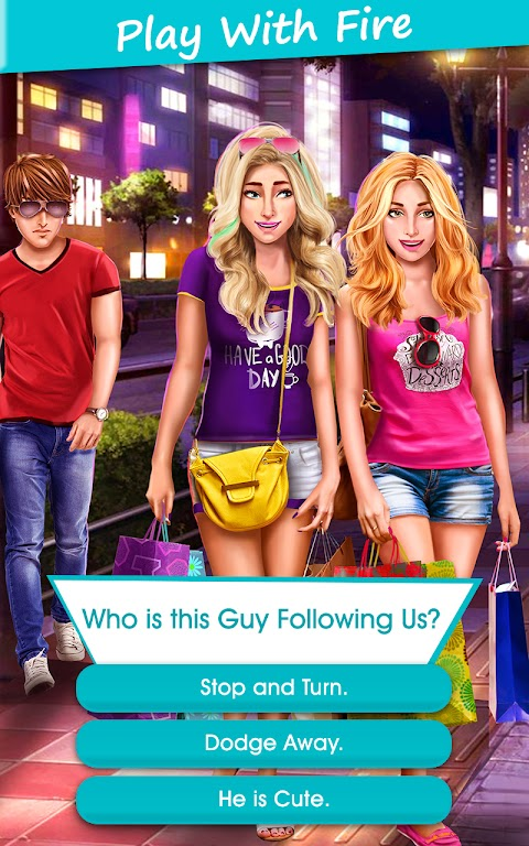 College Love Story: Interactive Game with Chapters  poster 15