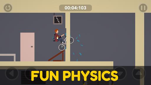 Draw Rider 2 Free - happy bike racing games screenshots 2
