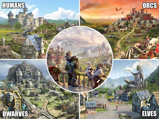 Download Elvenar - Fantasy Kingdom mod apk