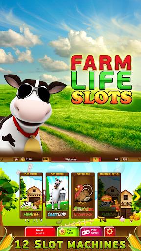 farm life slots free pokies screenshot 1