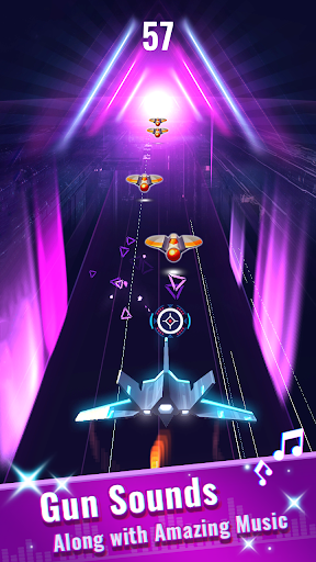 Rhythm Flight: EDM Music Game 0.8.4 Screenshots 7