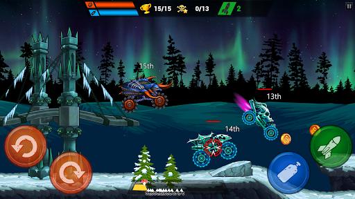 Mad Truck Challenge - Shooting Fun Race 1.5 Screenshots 10
