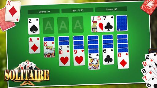 Solitaire - Classic Klondike Card Game apktram screenshots 7