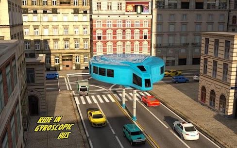 Gyroscopic Elevated Bus Simulator Public Transport Apk 2