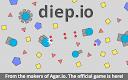 screenshot of diep.io