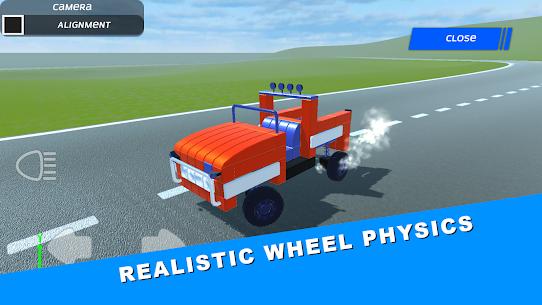 Genius Car 2: Car building sandbox MOD APK 1.0 (Free Purchase) 3