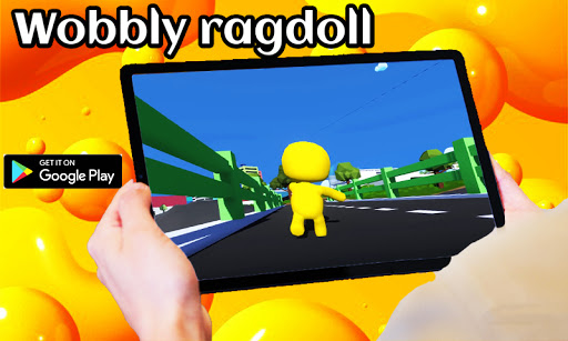 Code Triche Wobbly life gameplay Ragdolls (Astuce) APK MOD screenshots 3