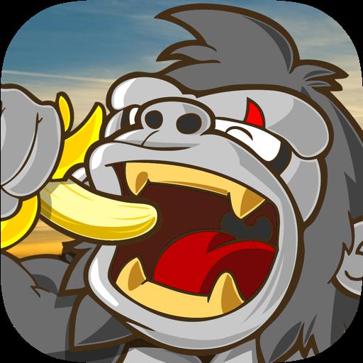 Baixar Kong Want Banana: Gorilla game para Android