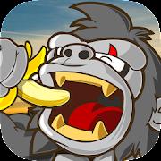 Kong Want Banana: Gorilla game