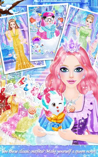 Princess Salon: Frozen Party  Screenshots 9