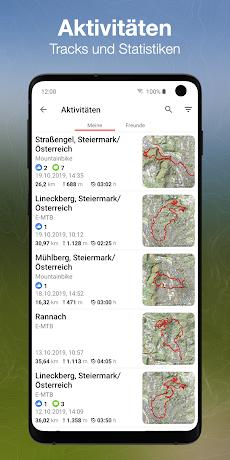 bergfex/Touren & GPS Tracking Wandern Bike Laufenのおすすめ画像5