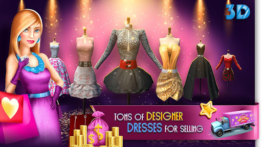 My Boutique Fashion Shop Game: Shopping Fever 10.0.4 screenshots 1