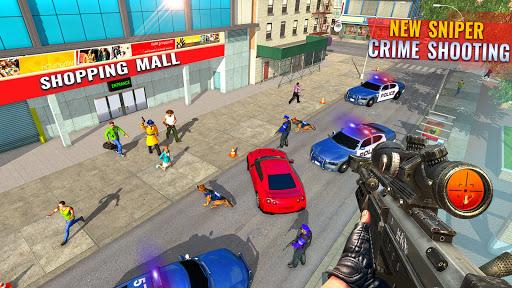 US Police Dog Shopping Mall Crime Chase 2021 Apkfinish screenshots 16