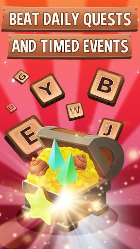 Spell Forest - Fun Spelling Word Puzzle Adventure apkdebit screenshots 5