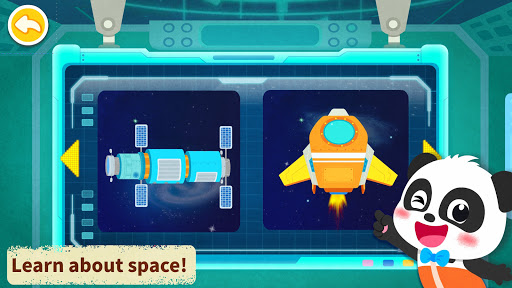 Little Panda's Space Adventure android2mod screenshots 5
