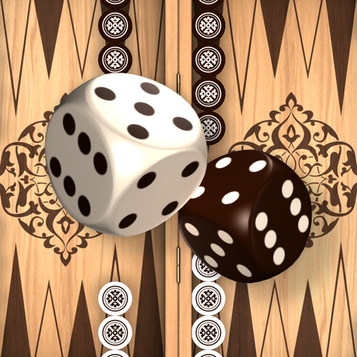 Backgammon online and offline - free Board Game