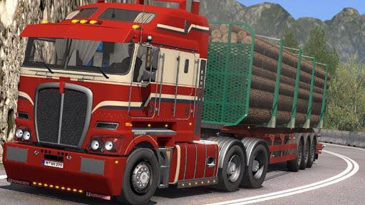 Cargo Real Driving Truck Simulator  screenshots 7