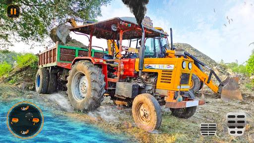 Supreme tractor farming - modern farm games 2021  screenshots 14