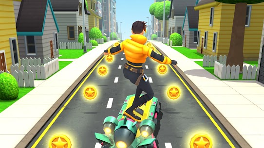 Battle Run – Runner Game MOD APK 1.1.1 (Unlimited Money) 7