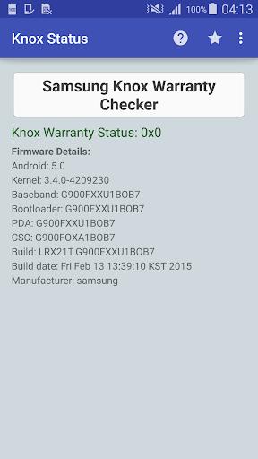 KNOX Status Samsung For PC Windows (7, 8, 10, 10X) & Mac Computer Image Number- 5