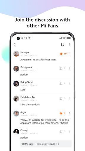 Mi Community - Xiaomi Forum modavailable screenshots 2