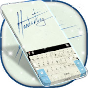 Handwriting Keyboard Theme