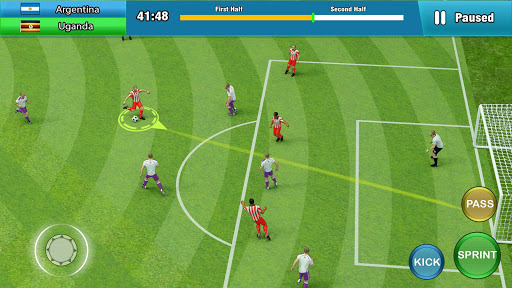 Soccer Revolution 2021 Pro 4.6 Screenshots 1