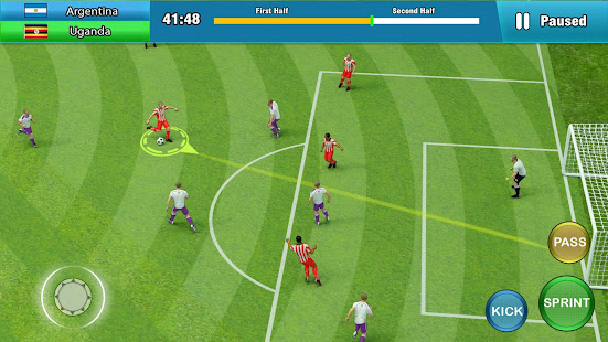 Soccer Games Hero: Play Football Game Tournament 5.9 screenshots 1