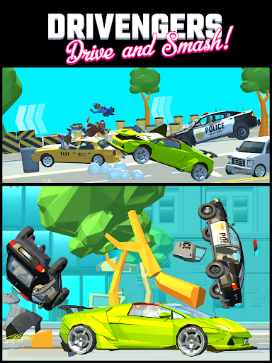 Drivengers - Drive and smash! apkpoly screenshots 13