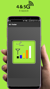 LTE Signal Finder & 4G 5G LTE Discovery 1.0.0