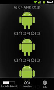 Air 4 Android 1.1 Developer Screenshots 3