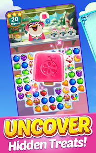 Juice Jam - Puzzle Game & Free Match 3 Games apk
