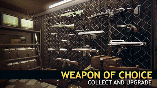 Last Hope Sniper – Zombie War Mod Apk 3.31 (Unlimited Money) 10