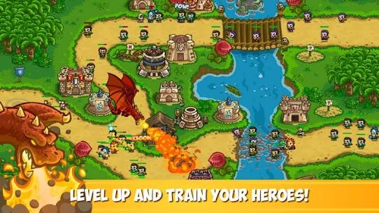 تحميل لعبة Kingdom Rush Frontiers المدفوعة مهكرة [مجانا] 3
