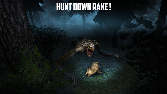 Rake Monster Hunter Screenshot