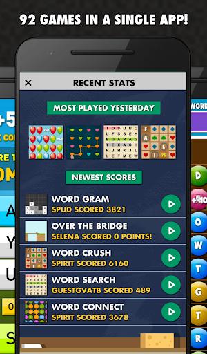 Word Games 94 in 1 - Free  screenshots 2