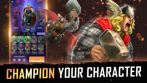 MARVEL Puzzle Quest: Join the Super Hero Battle!  screenshots 8