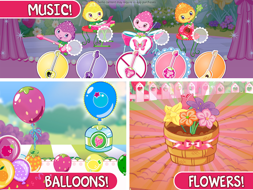 Strawberry Shortcake Berryfest Party 1.8 screenshots 10
