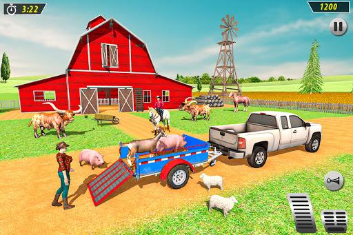 Ranch Farming Simulator 3D  screenshots 3