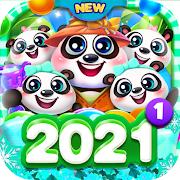 Bubble Shooter Panda