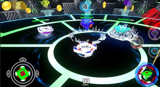 Code Triche Spinner Chaos Battle mod apk screenshots 1
