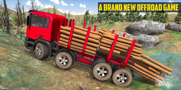 Offroad Driver Cargo Trucker screenshots 3