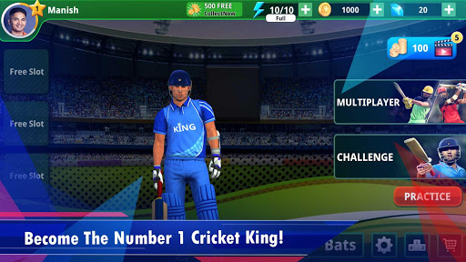 Cricket Kingu2122 - by Ludo King developer  screenshots 2